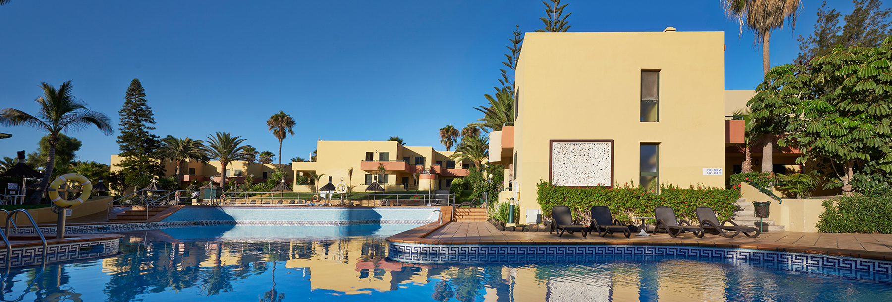 Beau Atlantic Garden Is Just A 10 Minute Walk From The Center Of Corralejo And A  30 Minute Drive From Fuerteventura Airport.