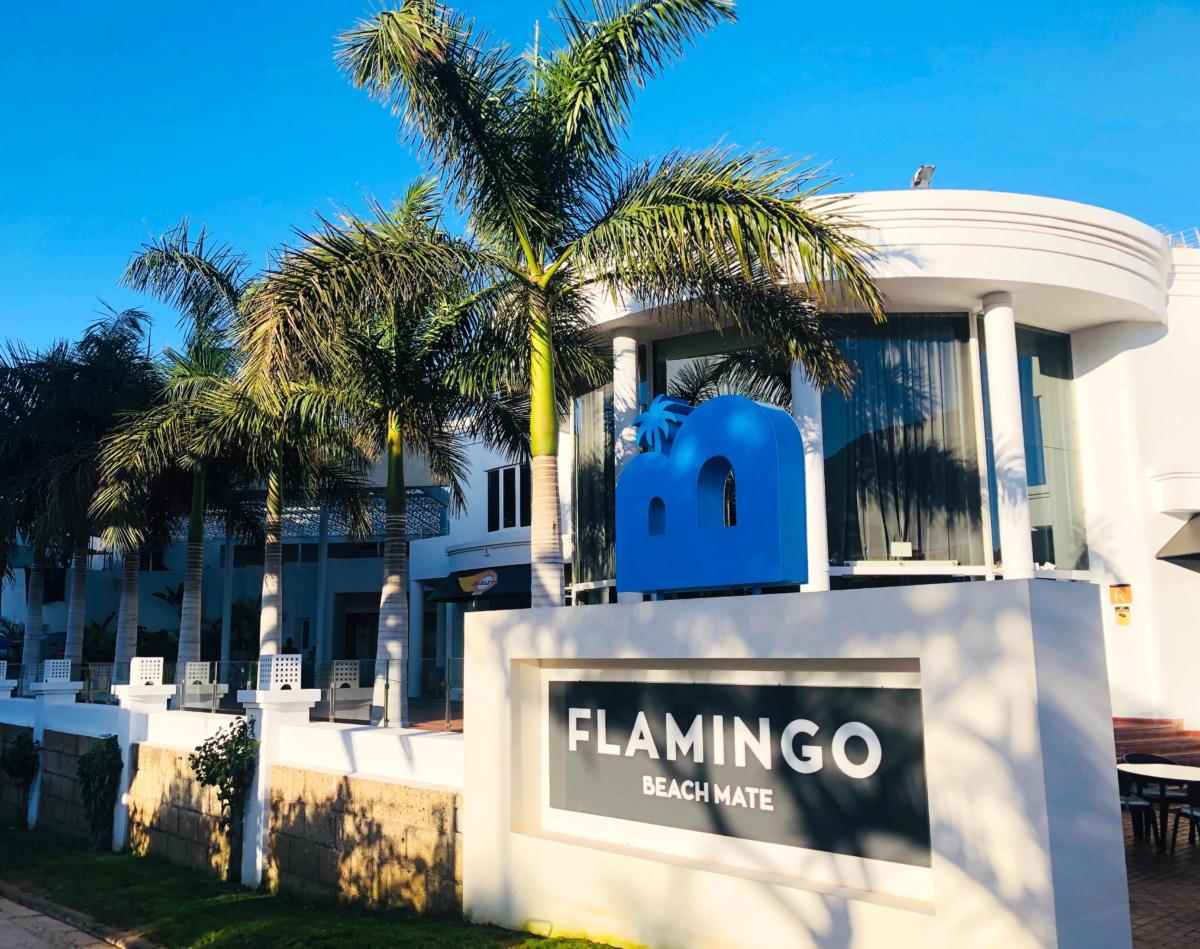 Entrada Flamingo